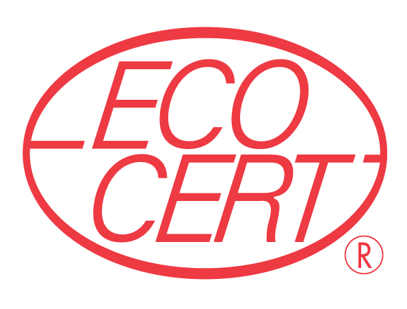 Logo Certificado ECOCERT productos orgánicos para cidecolombia